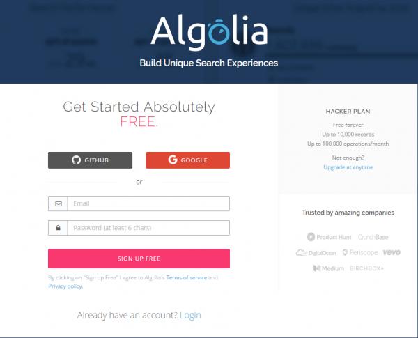 algolia-sign-up