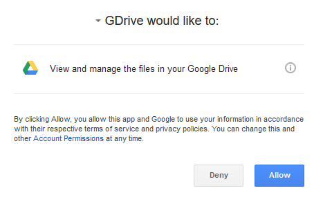 gdrive-allow-access