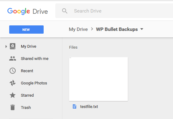 gdrive-show-created-file