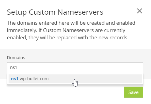 How to Configure Custom DNS Nameservers with Cloudflare •